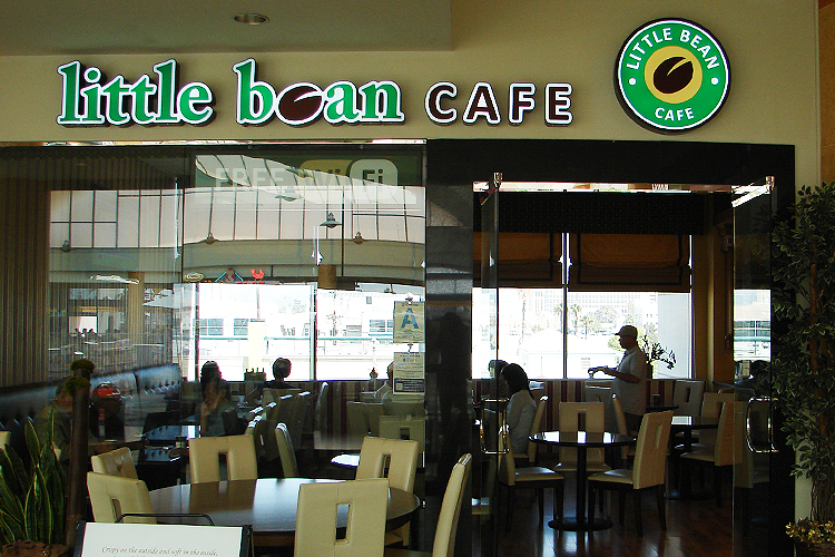 #325 Little Bean Cafe